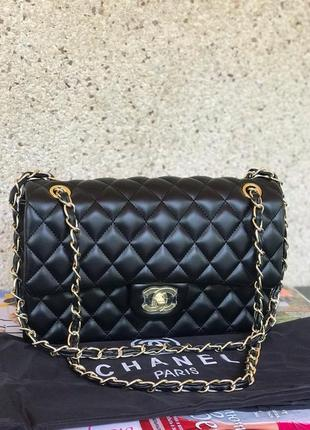 Женская сумка черная жіноча чорна3 фото