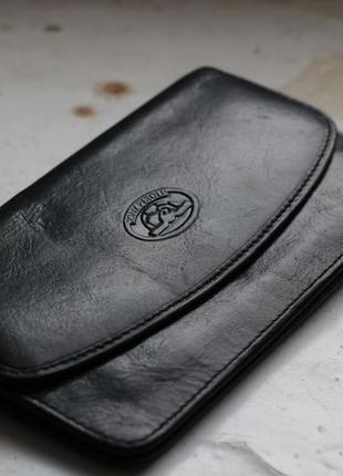 Кожаный кошелек tony perotti italico 1902 оригинал