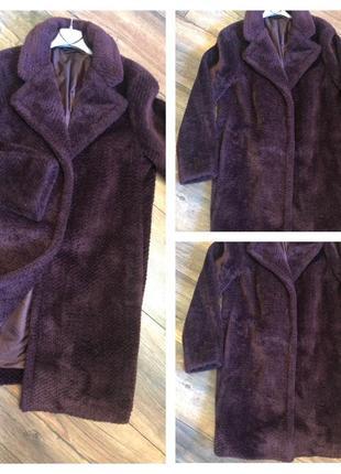 Шикарная шуба, пальто