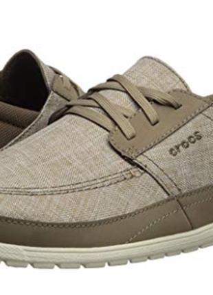 Макасины туфли  crocs m7-m13