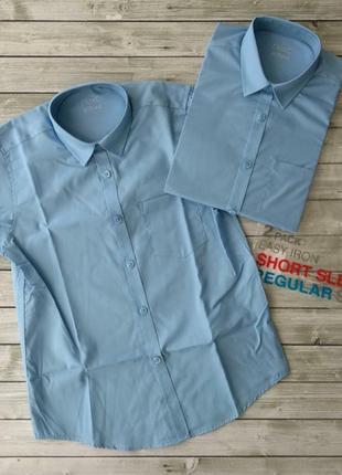 Рубашки с короткими рукавами next