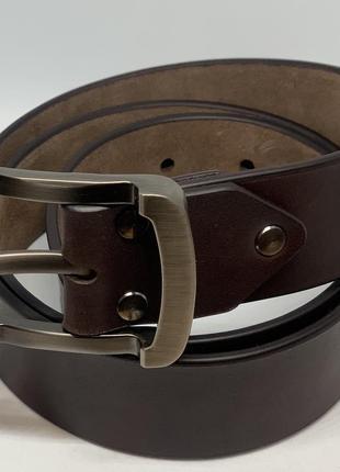 Ремень кожанный babel's craft //resty 40мм