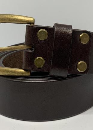Ремень джинсовый babel's craft // old