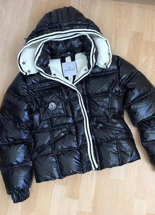 Отличная куртка moncler, s/m