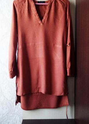 Туника платье рубашка