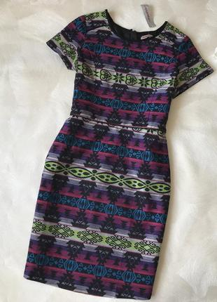 Чудесное гобеленовое платье freespirit