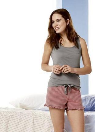 Хлопковый комплект для дома и сна esmara lingerie евро 36-38