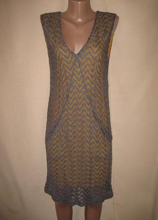 Интересное кружевное платье jimmy key р-рxl