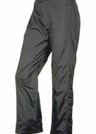 Стильные базовые утепленные штаны columbia