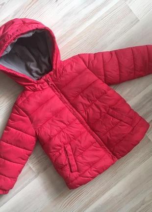 Деми куртка c&a (оригинал, германия), 86 р