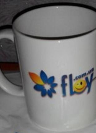 Фирменная чашка