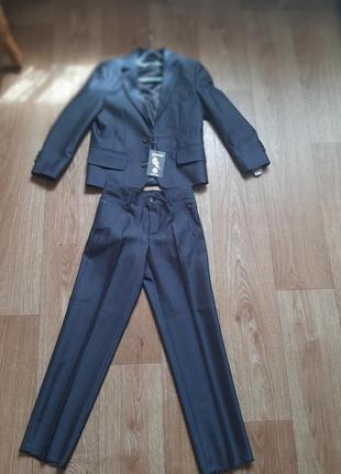 Школьная форма,  строгий костюм4 фото