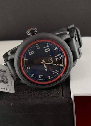 Мужские часы wr 300 nixon october (оригинальные, новые с биркой)
