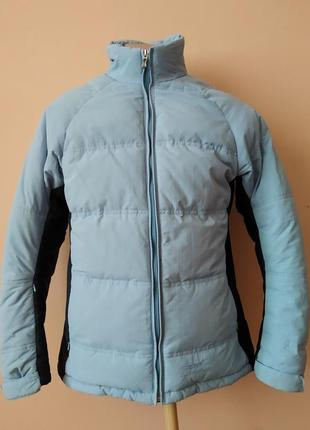 Тепла легенька фірмова брендова куртка