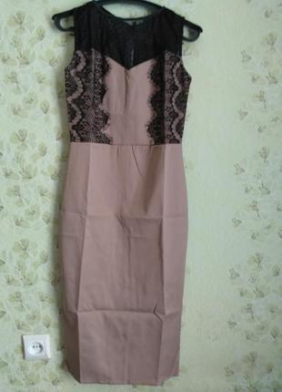 Нежное нарядное платье4 фото