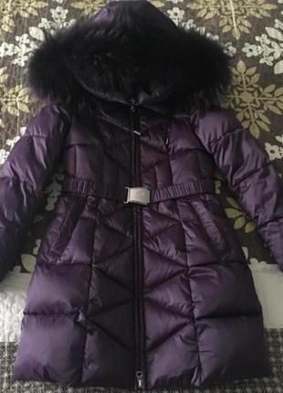 Зимнее пальто kiwiland