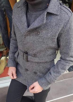Мужкое пальто
