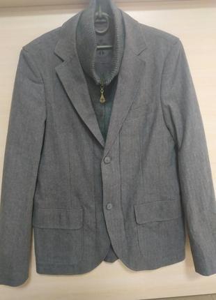 Качественный мужской пиджак от freesoul