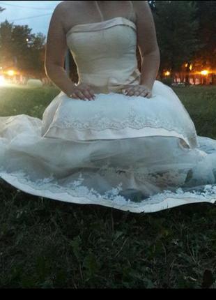 Платье очень красивое на свадьбу