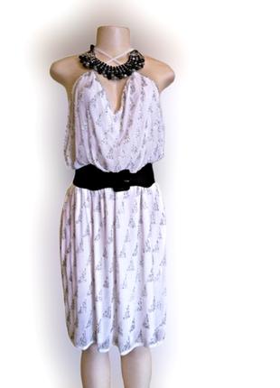 Шикарное вечернее платье dorothy perkins, очень большой размер