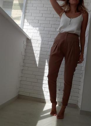 Женские брюки с высокой пасадкой от whistles