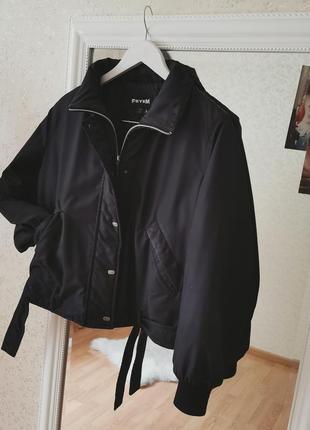 Итальянская куртка бомбер