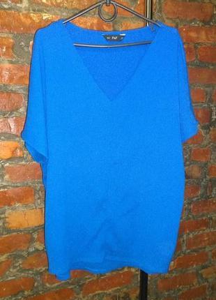 Блуза кофточка топ с v-образным вырезом f&f
