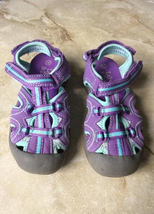 Детские сандали босоножки lily & dan сша