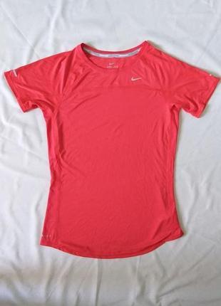 Спортивная футболка nike dri-fit размер s