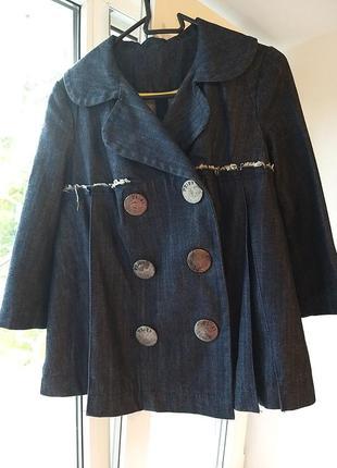 Джинсовая куртка kriza
