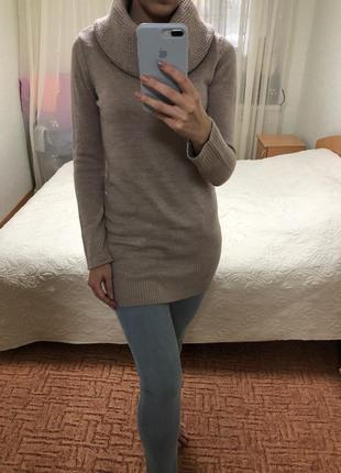 Платье-туника h&m р.{s}