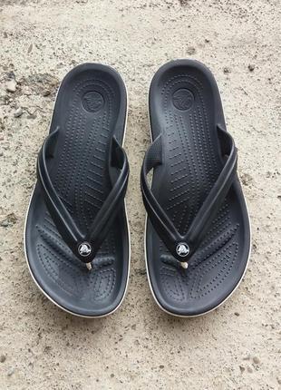 Р.42-43 crocs crocband (оригинал) m9 w11 вьетнамки, кроксы.