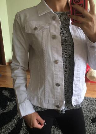 Курточка forever 21(cotton) з кишеньками