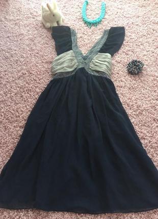 Отличное вечернее платье next