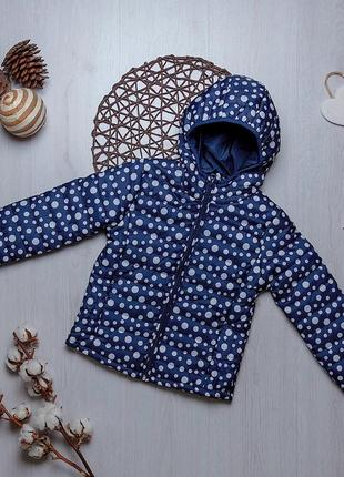 Осенняя куртка для девочки piazza italia италия