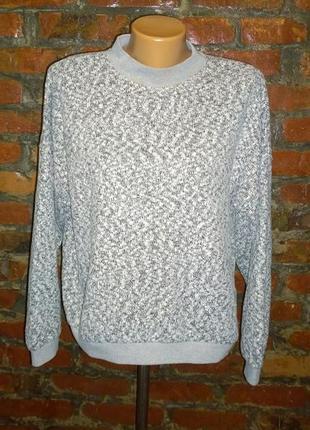 Уютный свитшот толстовка пуловер  atmosphere