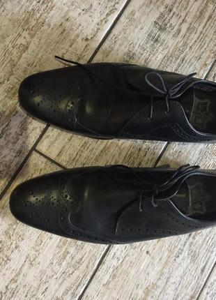 Туфли эко кожа