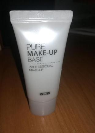 Vov pure make-up base корейская база под макияж
