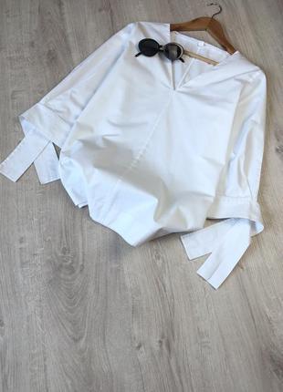 Бавовняна блуза cos