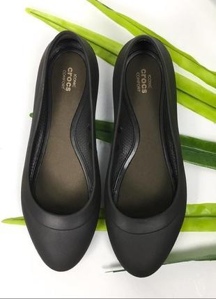 Crocs балетки кроксы