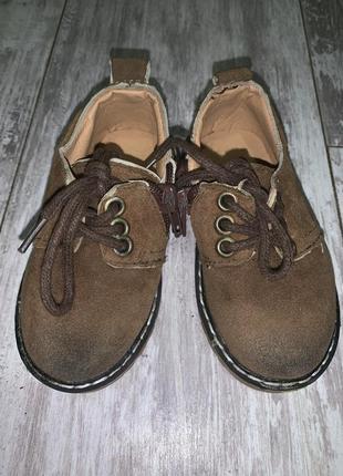 Стильные туфли/ботиночки1 фото