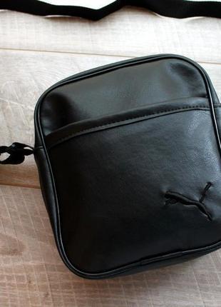 Барсетка, сумка мужская, сумка, эко кожа, мужская сумка
