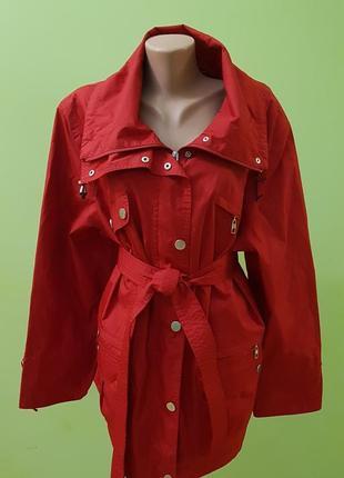 Женская куртка canda / raintex