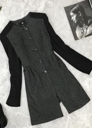Идеальное пальто фирмы h&m