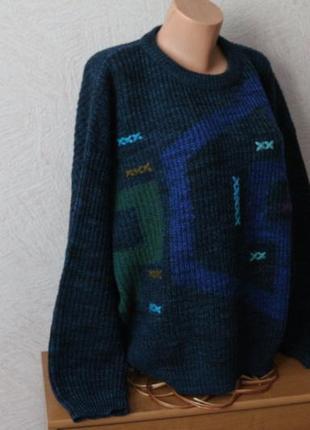 Fiume- свитер, джемпер,свитшот- шерсть- ласковый и супер комфортный, наш 58-64
