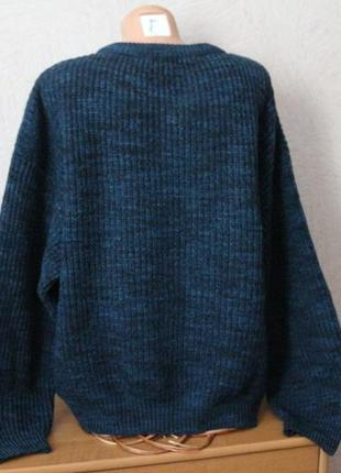Fiume- свитер, джемпер,свитшот- шерсть- ласковый и супер комфортный, наш 58-643 фото