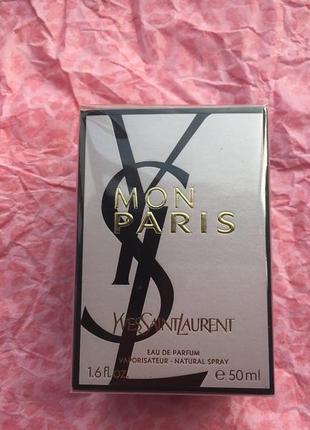 парфюм Ysl Mon Paris Yves Saint Laurent цена 1400 грн 2931131