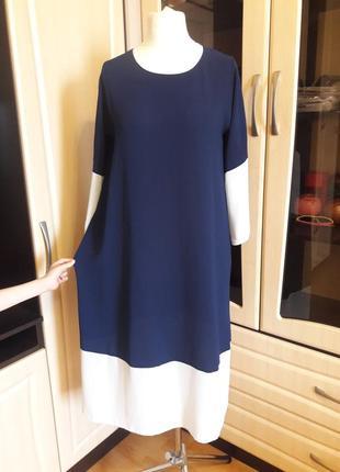 Летняя распродажа!!!шикарное платье свободного кроя