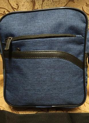 Сумка через плечо, барсетка, сумка на плечо, мужская сумка