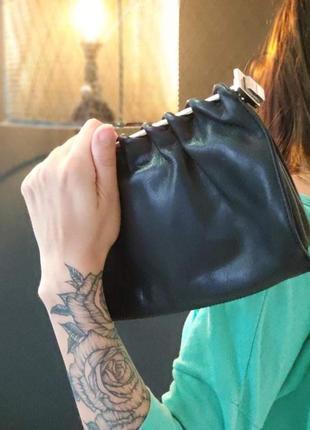 Ellebi 100% оригинальный немецкий кожаный клатч